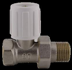 """STENO 407D radiátorový ventil přímý 1/2"""""""