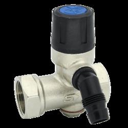 """SLOVARM TE-2852 DN15 Pojistný ventil k bojleru 1/2"""""""